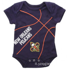 Stampa jersey basketbal baby wear