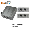 4 Way Isolated DMX Led Lighting Splitter