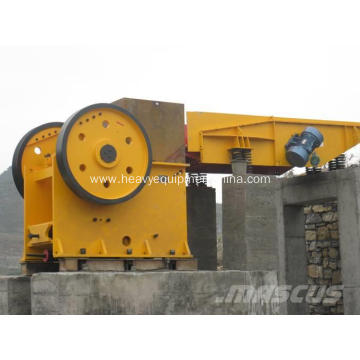 50-200 t/h VSI Crusher For Sand Production Line