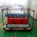 300KVA 6.6/1.05KV resin cast dry type transformer