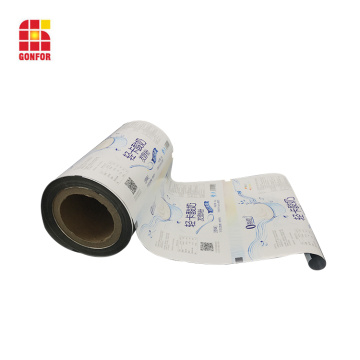 Custom Printed Plastic Packing Film  Seed Food packaging