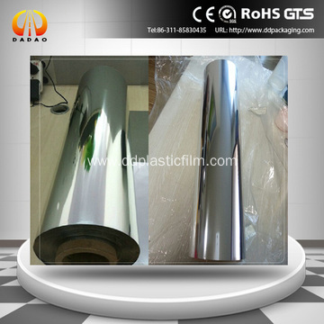 Metallized BOPP Film 18microns With Heat Sealable