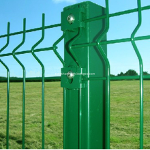 Power Coated Metal Mesh Fence