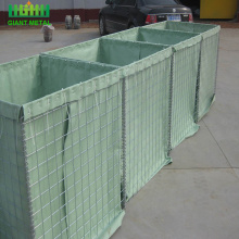 Factory supply sand wall hesco barrier high quality