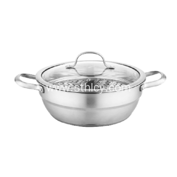 Indian Stainless Steel Steamer