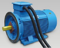 two stage permanent magnet air compressor