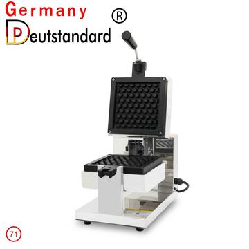 Honeycomb waffle machine with CE