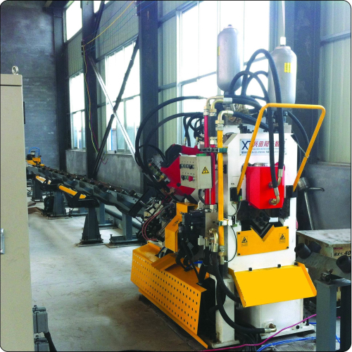 CNC Angle Tower Punching & Shearing Production Line
