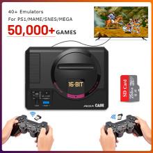 Raspberry Pi Retro Game Console Retroflag MEGAPi Case Support AV/HDMI Output Recalbox TV Video Game Consoles 10000-50000 Games