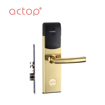 Hotel Lock Electronic Smart Security Lock with card reader