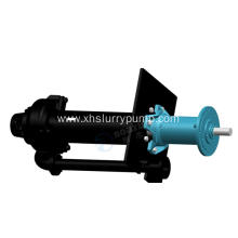 100RVL-SPR Lengthening Sump Slurry Rubber Pump