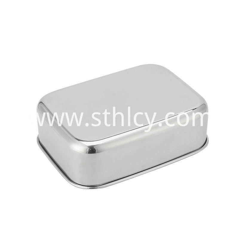 Stainless Steel Lunch Box 3