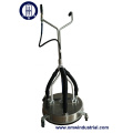 "21""S.S.Deck Surface Cleaner with Vacuum Ports"