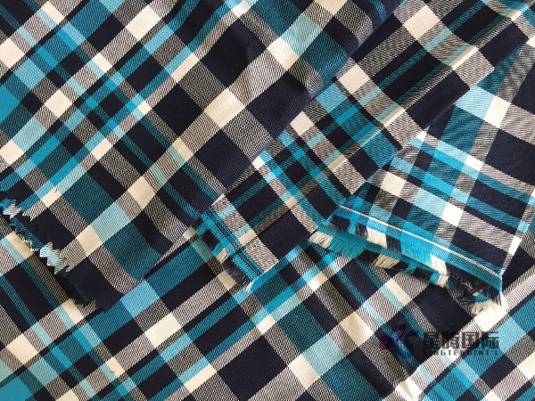Fashion Plaid Textile