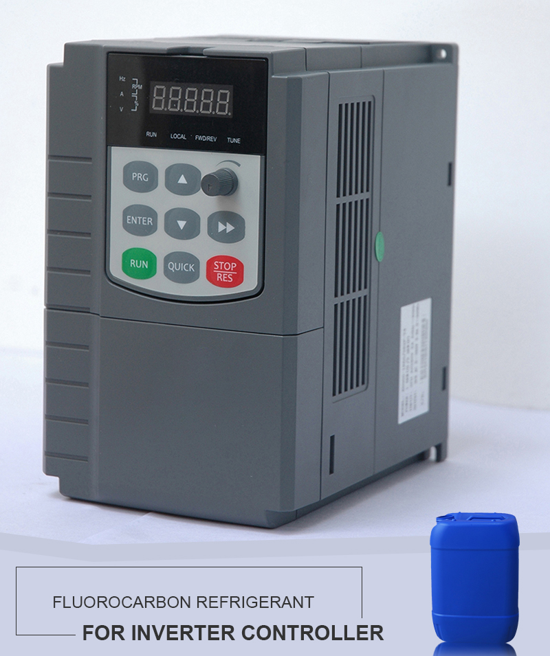 Solvent for Inverter Controller