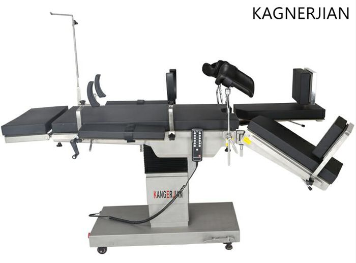 Electric medical surgical operating exam table