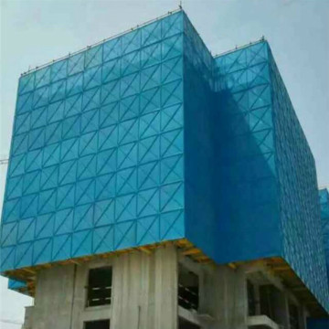 Polypropylene Mesh Tarps For Constructions