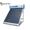 High efficiency water heater with solar