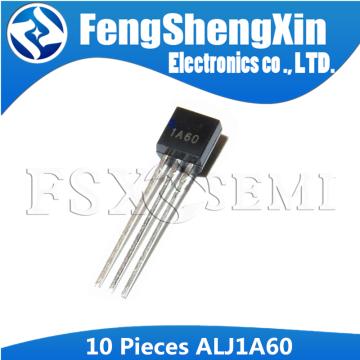 10pcs 1A60 TO-92 ALJ1A60 Triac 1A 600V Fan bidirectional thyristor thyristor