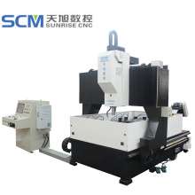 Automatic Steel CNC Flange Drilling Machine for tower
