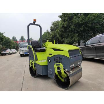 Asphalt Vibratory Double Drum Road Roller