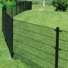 curved bending fence panel