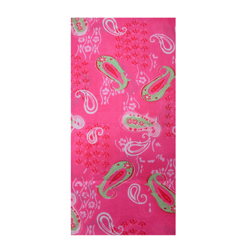 Most popular polyester stretch seamless microfiber bandana