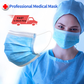Medical Mask Disposable 3ply Earloop