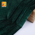Attractive lurex velour Polyester Spandex