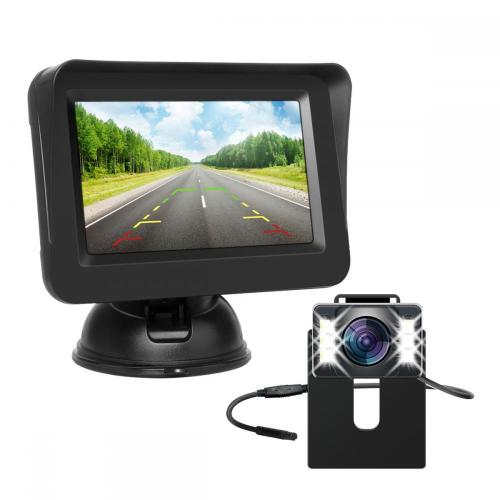 car play rear view camera backup Waterproof Wired