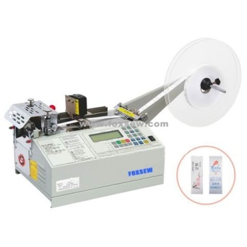 Automatic Cutting Machine for Trademark Cool Knife