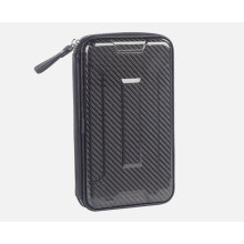 Carbon fiber wallet handbag