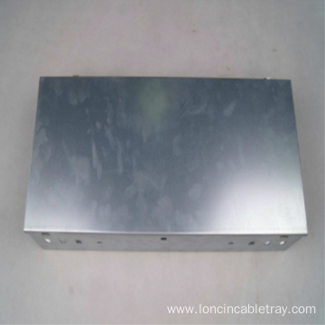 Aluminum alloy Cable Tray and Trunking channel type