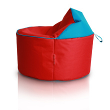 two way use bean bag ottoman in 600D