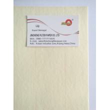 Fire Resistant Paper
