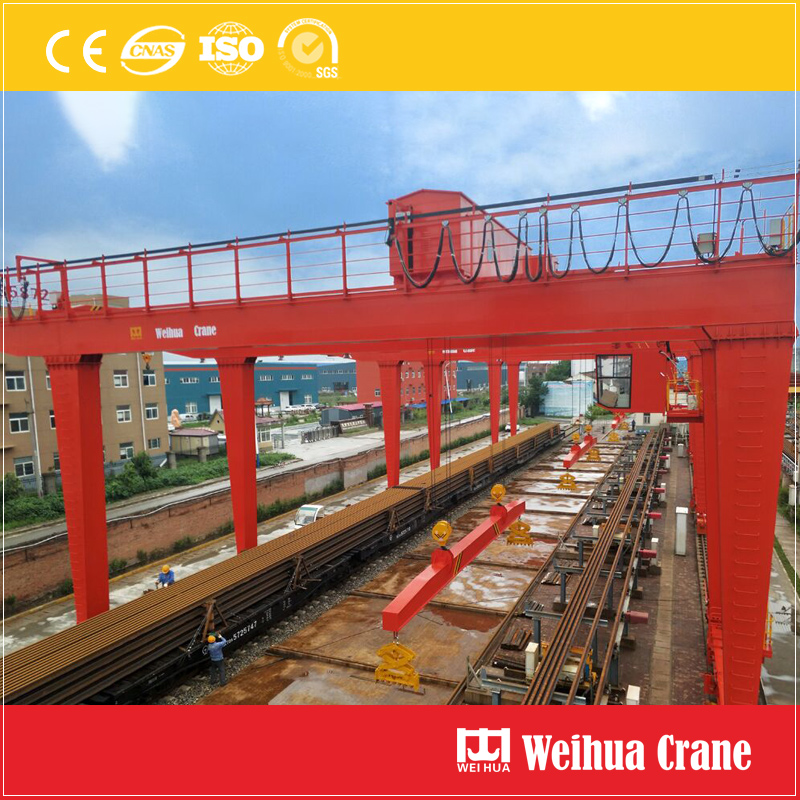 Gantry Crane For Rail Handling