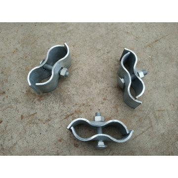 Wire Mesh Temporary Fence Clips And Clamp