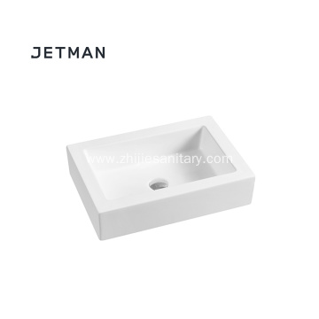 Hot Product Round Ceramic Wash Art Basin