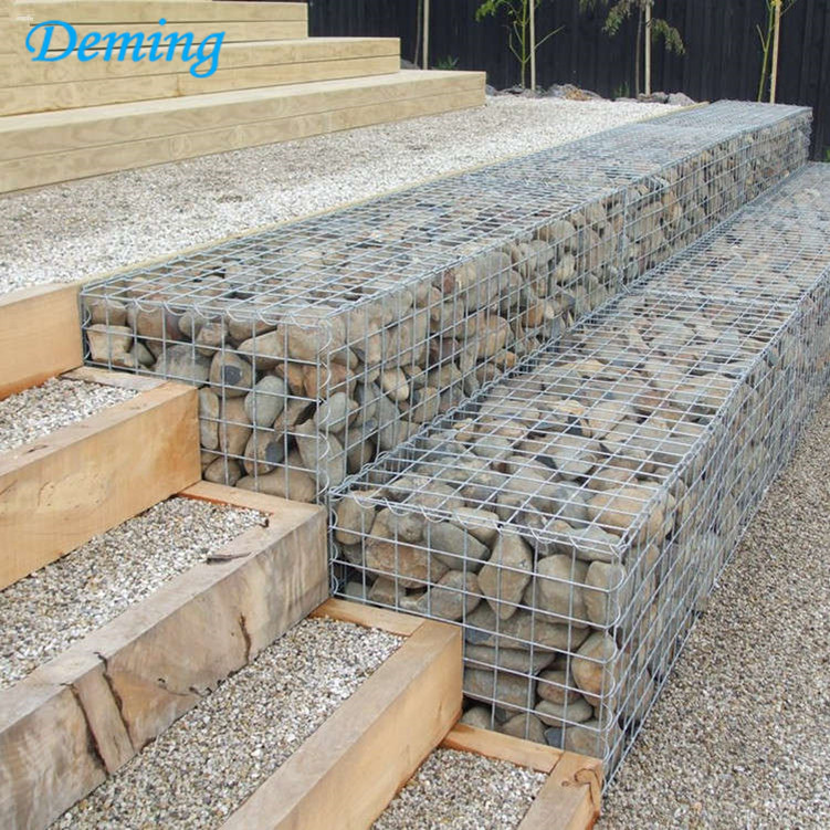 Wholesale Galvanized Welded gabion box