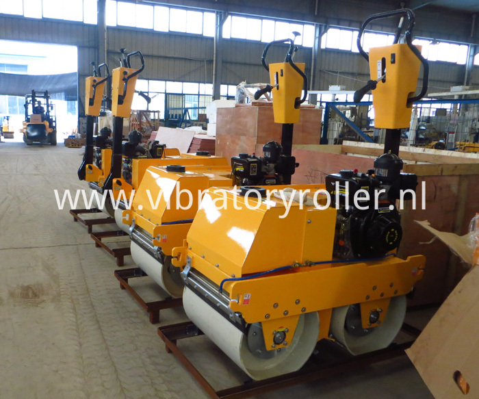walk behind vibratory road roller (3)