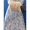 22cm Wholesale Nylon Spandex Stretch Lace Fabric