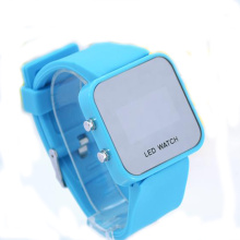 Nice high quality silicone digital watch