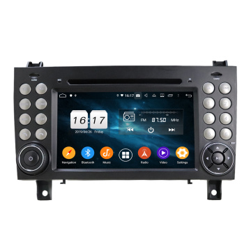 new android 2din for Benz SLK-Class R171
