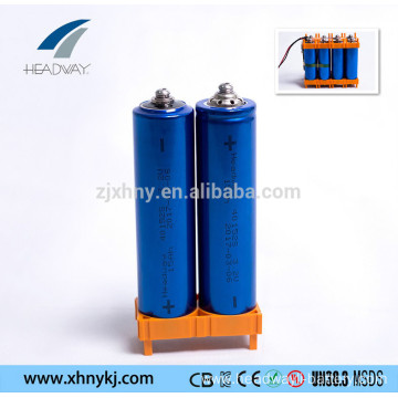Headway lithium ion 40152S-17Ah lifepo4 li-ion battery