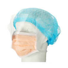 Non-woven PP Face mask with Transparent Shield