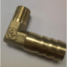 Customized precision cnc turning precision brass connector