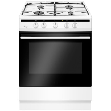 Built-in Gas and Electric Oven in Kitchen