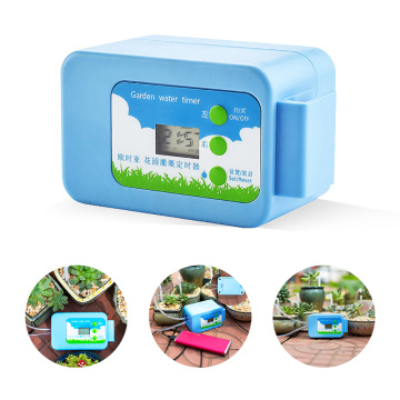 Automatic Micro Home Drip Irrigation Pump Watering Kit System Sprinkler With Smart Controller For Garden,Potted Plant Indoor Use