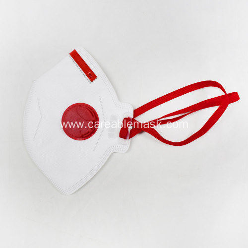 FFP3 Protective Respirator with valve Head Band CE