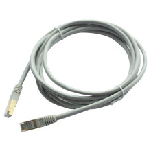 Cat6a Shielded Connectors RJ45 Patch Cables
